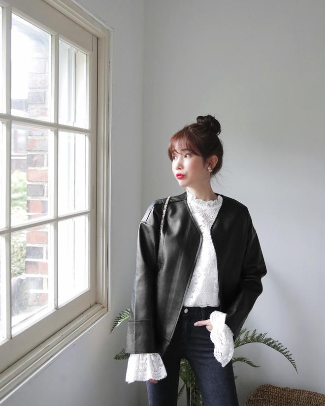 Xu hướng áo khoác mùa thu chỉ loanh quanh 4 kiểu này thôi, dù bạn có mua nhiều cũng chẳng sợ bị lỗi mốt  - Ảnh 18.