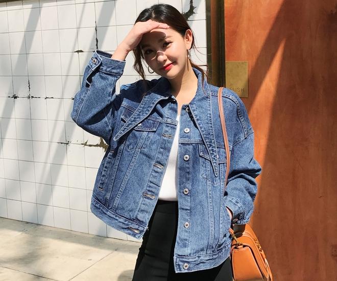 Xu hướng áo khoác mùa thu chỉ loanh quanh 4 kiểu này thôi, dù bạn có mua nhiều cũng chẳng sợ bị lỗi mốt  - Ảnh 4.