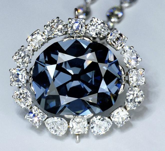 Ly kỳ lời nguyền viên kim cương xanh: nguồn gốc châu Á, gieo rắc nỗi kinh hoàng lên toàn châu Âu, châu Mỹ khiến biết bao người chết - Ảnh 2.