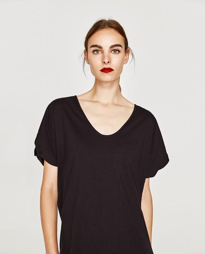 Có thể bạn chưa biết Zara hiện đang sở hữu những chiếc áo phông chất nhất quả đất - Ảnh 7.
