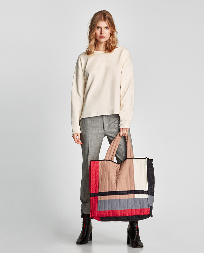 Zara sale 50% và đây là những mẫu áo len, áo nỉ mà các nàng phải vợt ngay kẻo hết size - Ảnh 14.