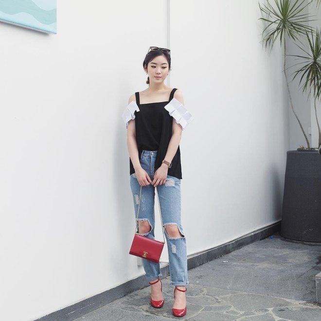 Dù là chân dài hay ngắn, thì liệu bạn có chắc mình đã tìm đúng kiểu quần jeans nịnh dáng nhất chưa? - Ảnh 8.
