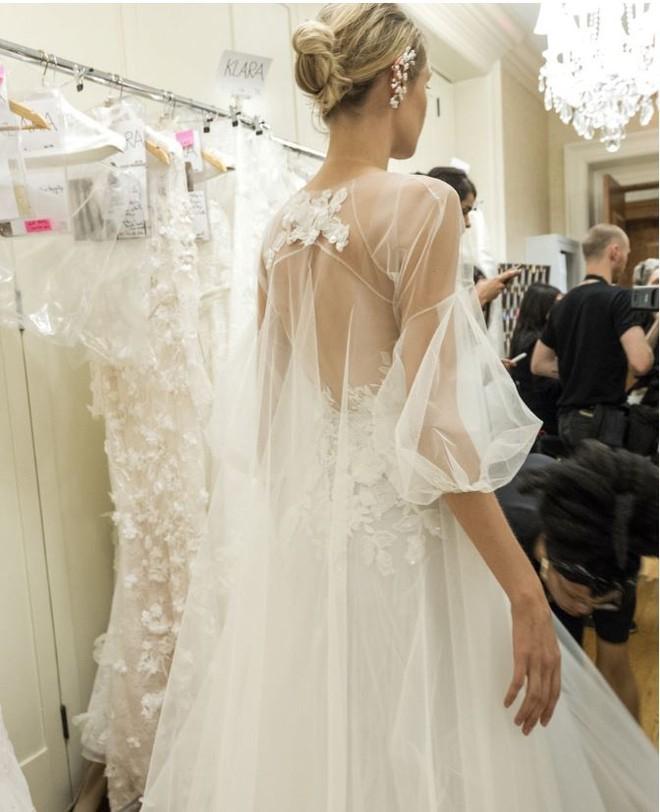 Muốn gây ấn tượng trong ngày trọng đại, các cô dâu đừng bỏ qua 7 mẫu váy này - Ảnh 7.