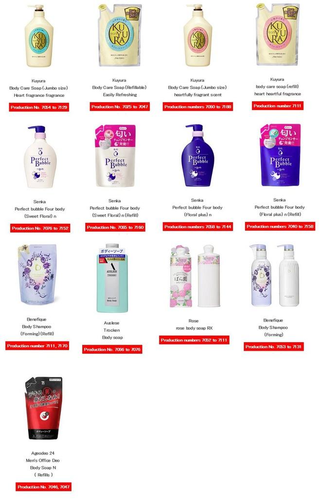 Shiseido thu hồi 3 loại kem chống nắng phổ biến trên thị trường - Ảnh 8.