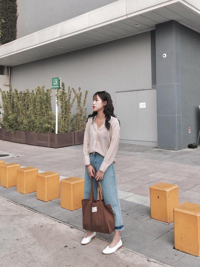 Quý cô nào cũng xinh chuẩn như gái Hàn nhờ combo 3 món đồ này - Ảnh 14.