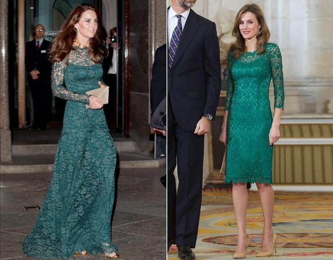Mặc đẹp là thế, nhưng Công nương Kate cũng từng có vô số màn đụng độ khó phân cao thấp với 1 vị Hoàng hậu - Ảnh 8.