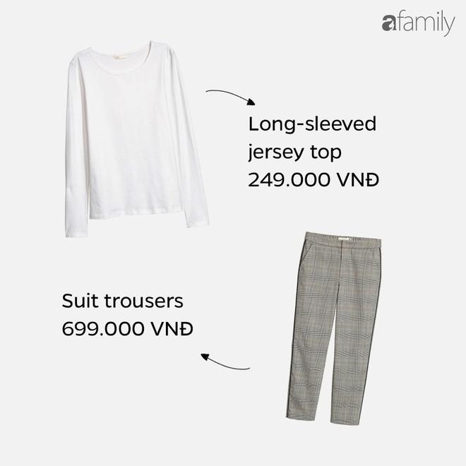 Với ngân sách 1 triệu, vào H&M bạn có thể mua được đủ bộ cả quần lẫn áo diện đi đâu cũng đẹp - Ảnh 6.
