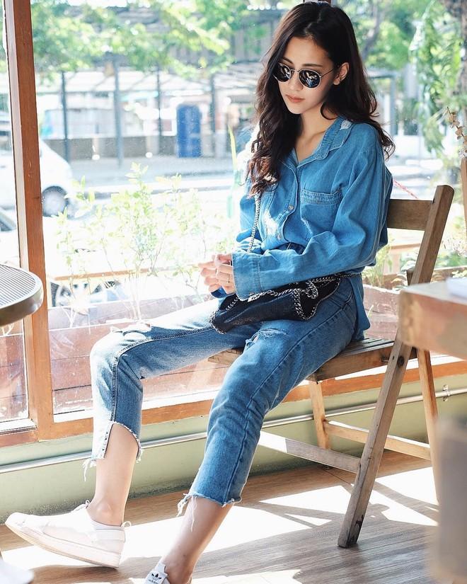 Dù là chân dài hay ngắn, thì liệu bạn có chắc mình đã tìm đúng kiểu quần jeans nịnh dáng nhất chưa? - Ảnh 9.