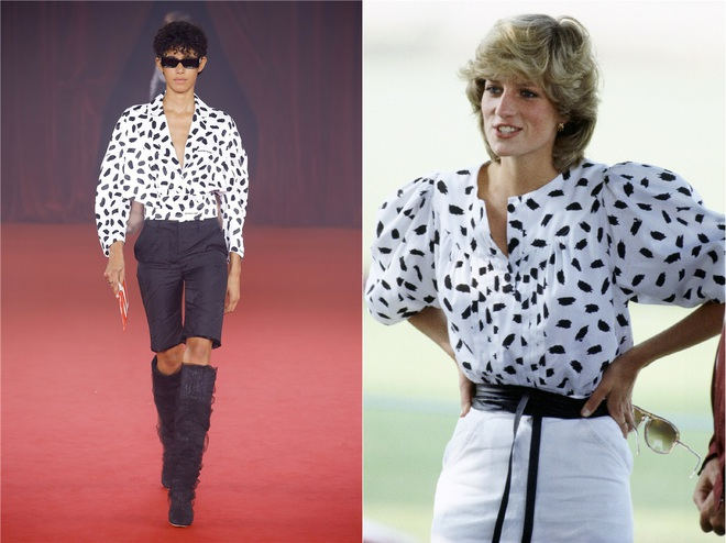 Công nương Diana trở thành nguồn cảm hứng trong BST mới của thương hiệu Off-White - Ảnh 4.