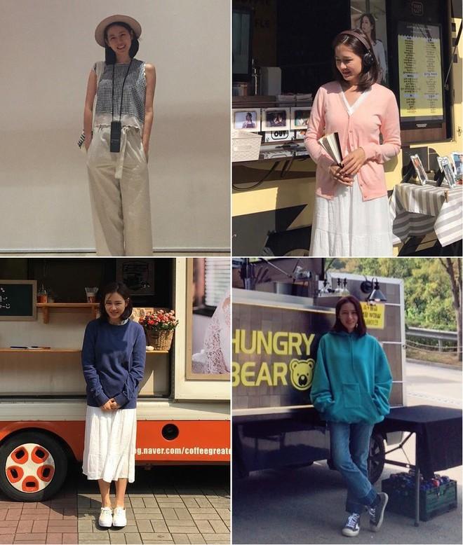 4 người đẹp không tuổi xứ Hàn: người trẻ trung như thuở còn teen, người lại nhạt nhòa thiếu điểm nhấn - Ảnh 12.