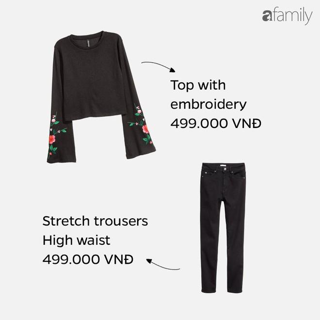 Với ngân sách 1 triệu, vào H&M bạn có thể mua được đủ bộ cả quần lẫn áo diện đi đâu cũng đẹp - Ảnh 10.