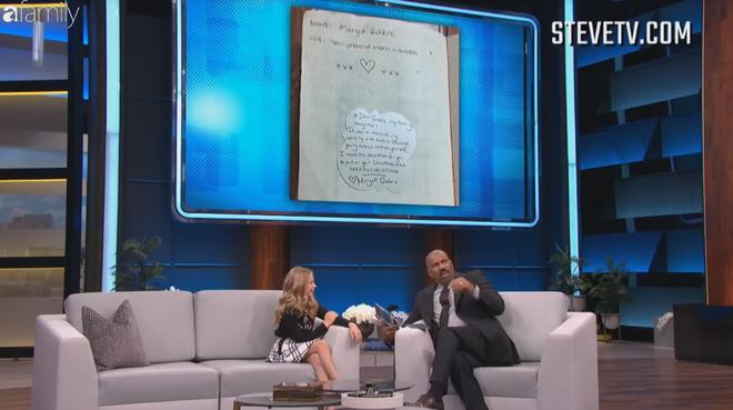 Diễn viên nhí Giselle Eisenberg và cuốn sổ lưu bút đầy chữ ký người nổi tiếng khiến người khác ghen tị - Ảnh 6.