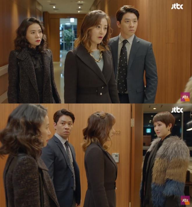 Ngưỡng mộ phong thái phu nhân của Kim Hee Sun, Kim Sun Ah bắt chước học theo - ảnh 4