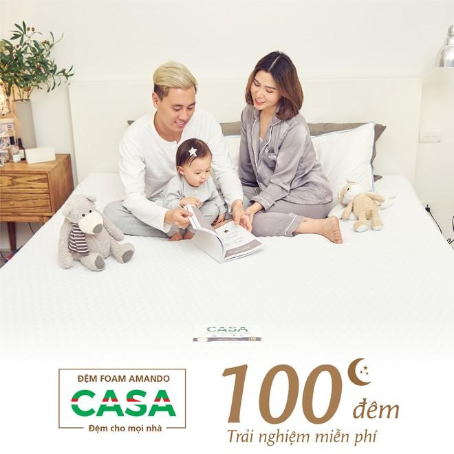 100 đêm trải nghiệm miễn phí – Cơ hội tuyệt vời chọn nệm phù hợp cho cả gia đình - Ảnh 1.
