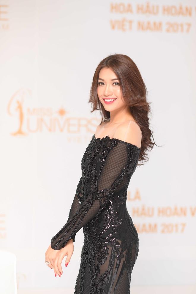 Phạm Hương bất ngờ tổ chức sinh nhật Lệ Hằng trên sân khấu sơ khảo khu vực phía Bắc HHHVVN 2017 - Ảnh 4.