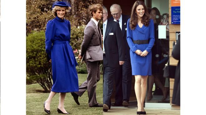 Hoá ra phong cách thanh lịch của Kate Middleton là học lỏm từ người khác  - Ảnh 2.