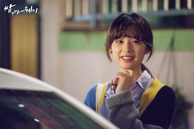 Choi Ae Ra và Go Dong Man - cặp đôi hâm hâm dở dở cũng có gu thời trang hay ho phết nhé! - Ảnh 1.
