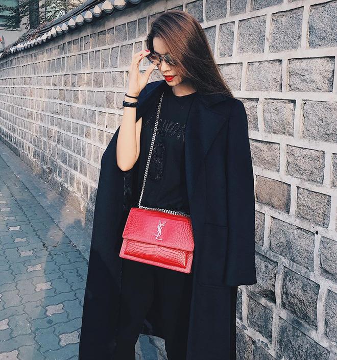 Sau 2 ngày mong ngóng, cuối cùng Phạm Hương đã xuất hiện, giản dị đến bất ngờ tại Tuần lễ thời trang Seoul - Ảnh 5.