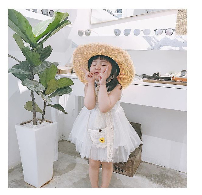 Đâu chỉ mỗi Hàn Quốc, ở Việt Nam có 4 cô nhóc này vừa xinh lại vừa mặc đẹp - Ảnh 21.
