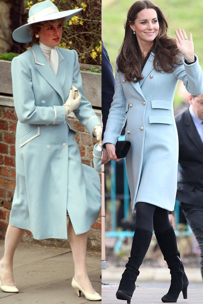 Hoá ra phong cách thanh lịch của Kate Middleton là học lỏm từ người khác  - Ảnh 10.