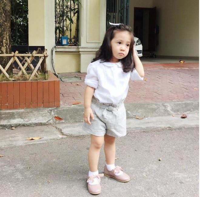Đâu chỉ mỗi Hàn Quốc, ở Việt Nam có 4 cô nhóc này vừa xinh lại vừa mặc đẹp - Ảnh 3.