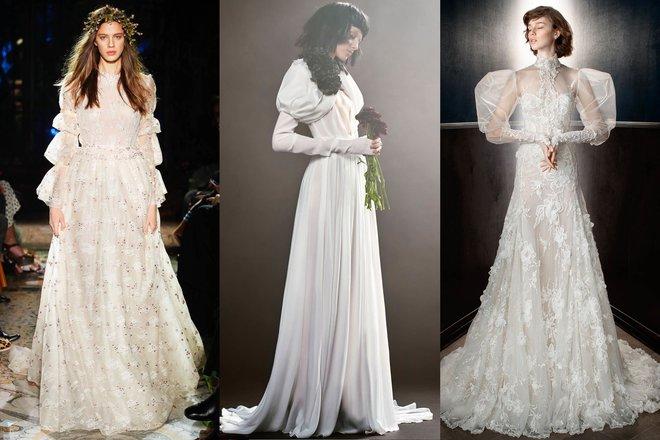 Nếu cưới năm nay, đừng bỏ qua những thiết kế váy cưới đẹp không tưởng này! - Ảnh 3.
