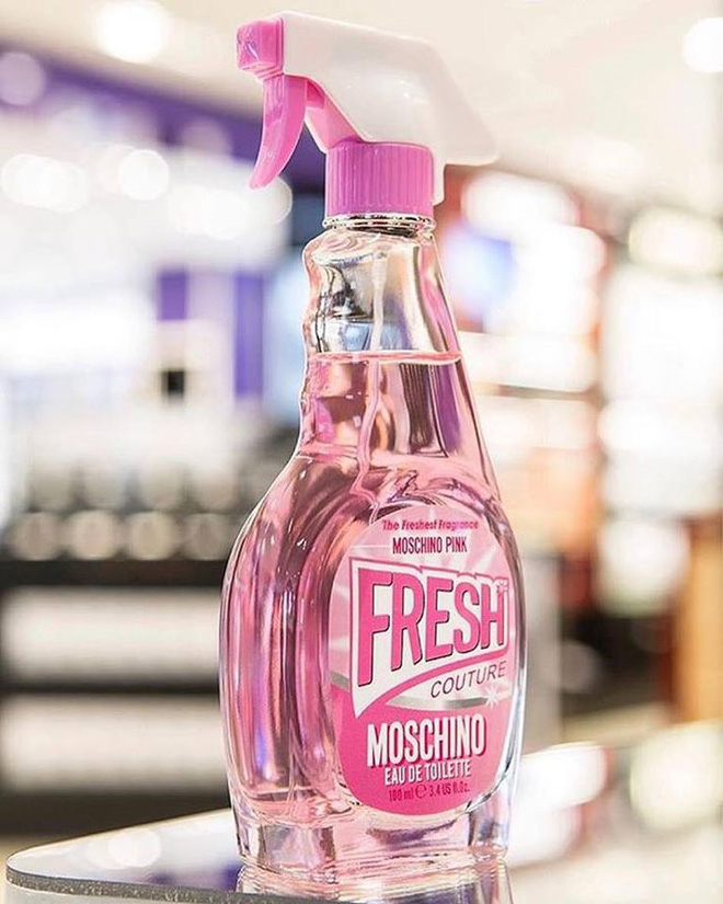 Moschino lại khiến dân tình đổ gục với loại nước hoa đột lốt chai nước xịt kính phiên bản 2 - Ảnh 4.