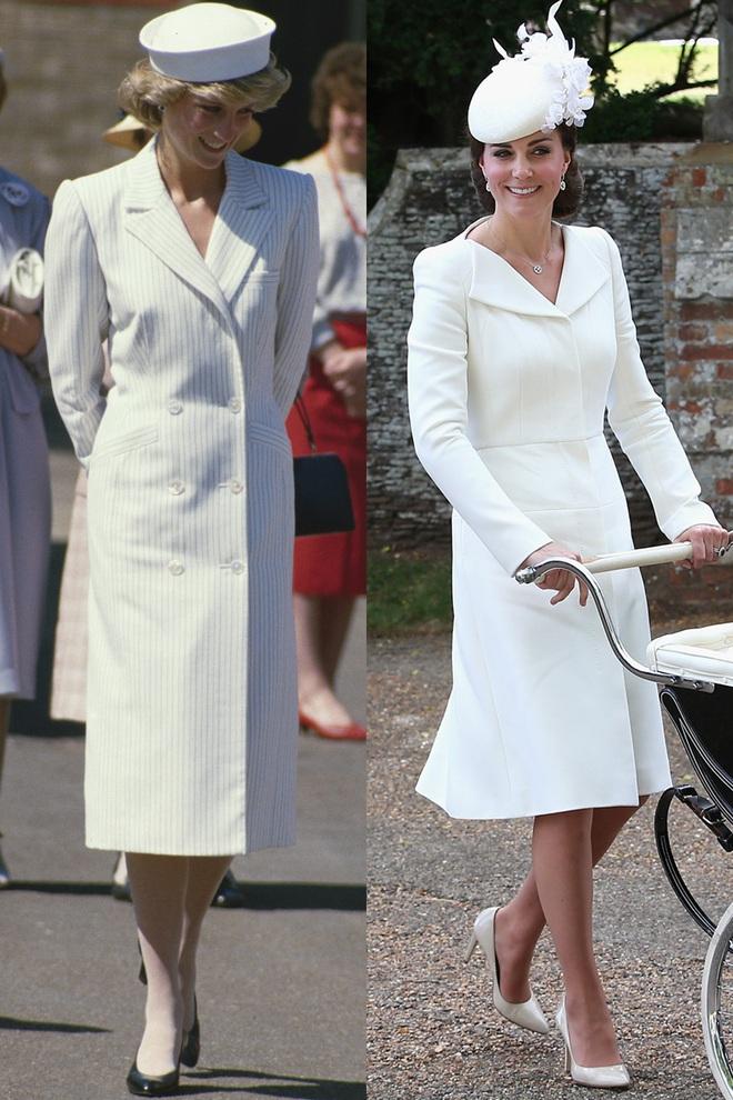 Hoá ra phong cách thanh lịch của Kate Middleton là học lỏm từ người khác  - Ảnh 9.