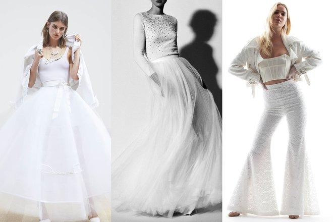 Nếu cưới năm nay, đừng bỏ qua những thiết kế váy cưới đẹp không tưởng này! - Ảnh 4.