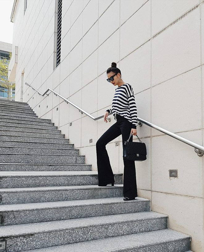 3 mẫu túi Chanel cổ điển với sức hút vượt trời gian khiến phái đẹp Việt không thể không mê - Ảnh 6.