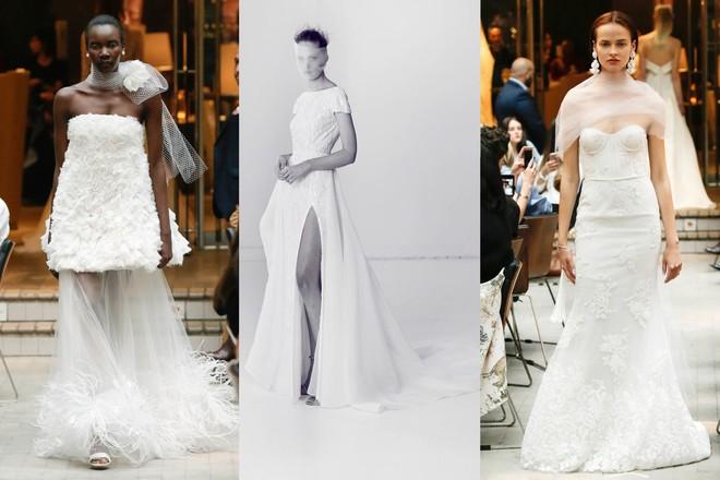 Nếu cưới năm nay, đừng bỏ qua những thiết kế váy cưới đẹp không tưởng này! - Ảnh 6.