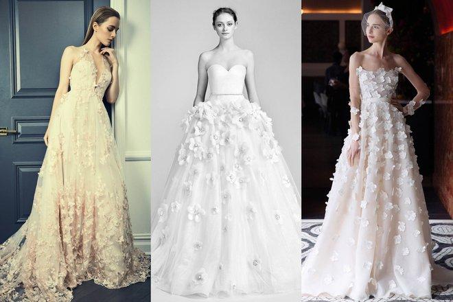 Nếu cưới năm nay, đừng bỏ qua những thiết kế váy cưới đẹp không tưởng này! - Ảnh 7.