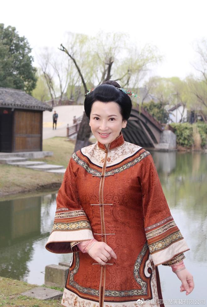 Mẹ chồng ai thấy đều thương của Tôn Lệ hóa ra chính là đệ nhất mỹ nhân Cung Từ Ân - Ảnh 7.