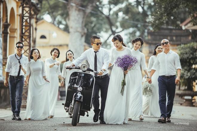 Bộ ảnh kỷ niệm 20 năm hội bạn thân Hà Nội sẽ khiến ta thầm mong một tình bạn như thế - Ảnh 32.