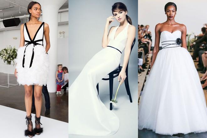 Nếu cưới năm nay, đừng bỏ qua những thiết kế váy cưới đẹp không tưởng này! - Ảnh 9.