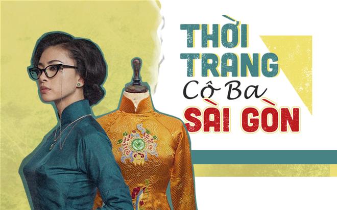 """""""Cô Ba Sài Gòn"""": Bữa tiệc thời trang xuất sắc nhất trong lịch sử điện ảnh Việt Nam - ảnh 6"""