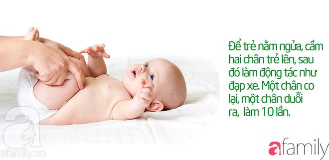43 mẹo vặt chữa táo bón cho bé từ 1 tháng tuổi khỏi dứt điểm mà không cần uống thuốc - Ảnh 8.
