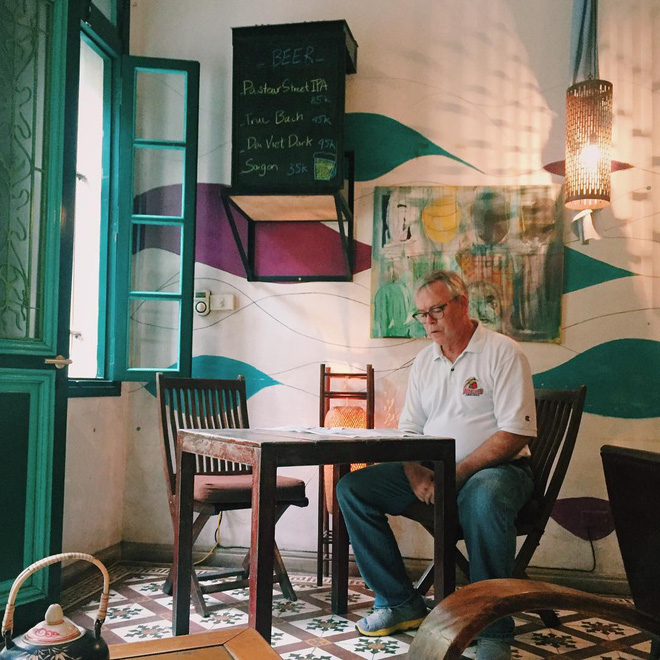 5 quán cafe vừa chất, vừa đẹp ẩn mình trong những ngôi biệt thự cổ ở Hà Nội - Ảnh 46.
