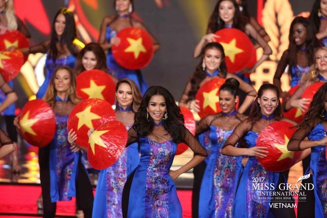 Người đẹp Peru đăng quang Miss Grand International 2017 - Ảnh 4.