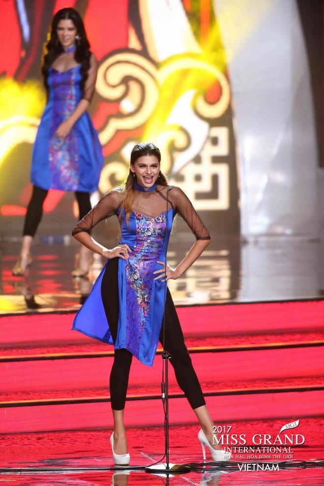 Người đẹp Peru đăng quang Miss Grand International 2017 - Ảnh 5.