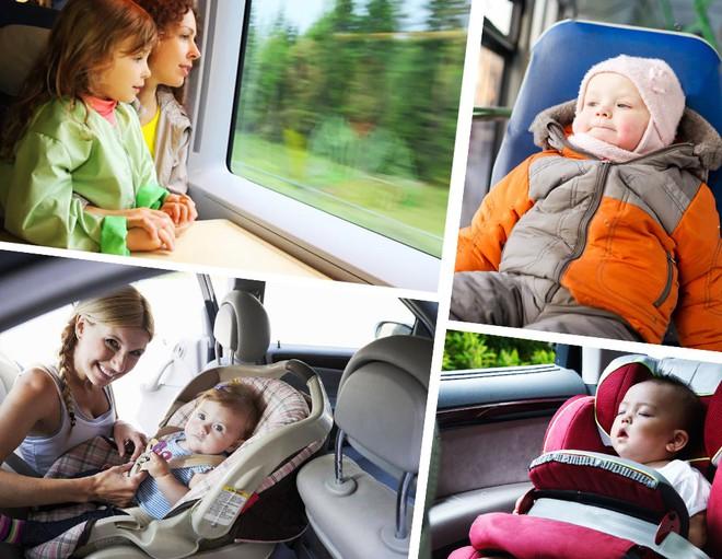 18 quy tắc an toàn bố mẹ cần nhớ để tránh các tai nạn nguy hiểm cho con khi đi xe buýt, taxi, ô tô riêng - Ảnh 1.