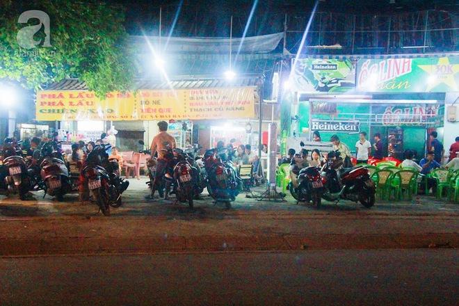 Cận cảnh phố ẩm thực đầu tiên ở Sài Gòn khiến giới trẻ phát cuồng - Ảnh 9.