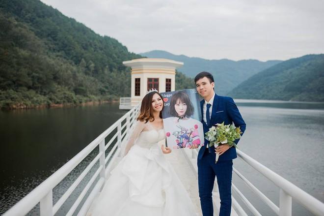 Yêu nhau nhờ cùng sở thích nghe KPop, cặp đôi bất ngờ nổi tiếng vì được sao Hàn đăng ảnh cưới - Ảnh 2.