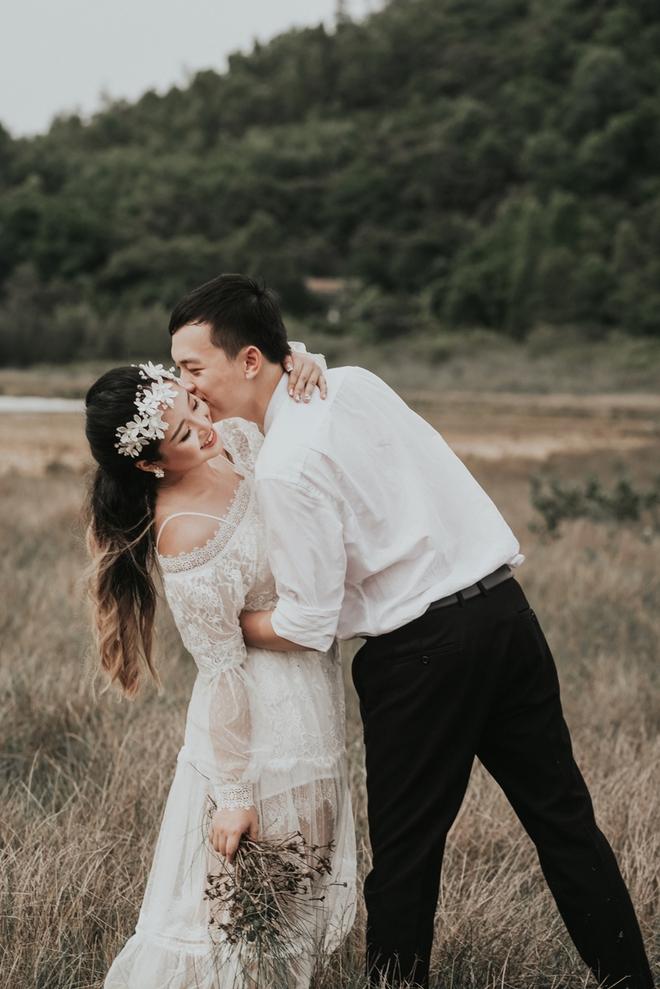 Tình yêu từ hai đầu Tổ quốc của chàng tiếp viên hàng không muốn dùng cả đời để che chở bạn gái - Ảnh 4.