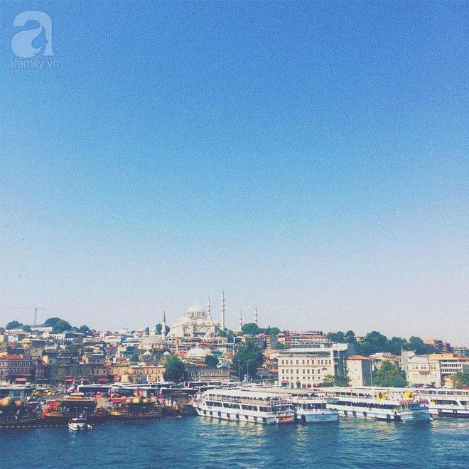 Istanbul - ai rời đi cũng mang theo một mối tình - Ảnh 1.