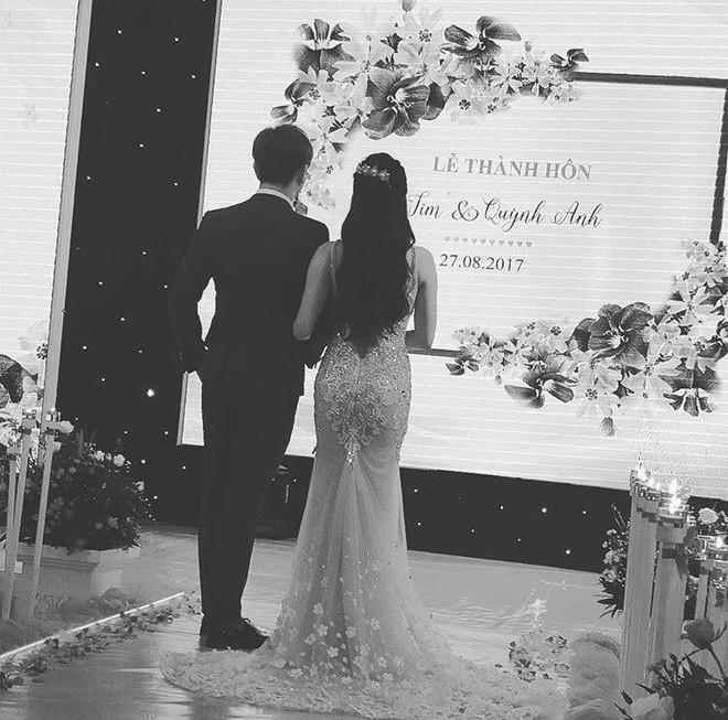 Trương Quỳnh Anh mặc áo cô dâu, úp mở sẽ làm đám cưới vào vào ngày mai - Ảnh 3.