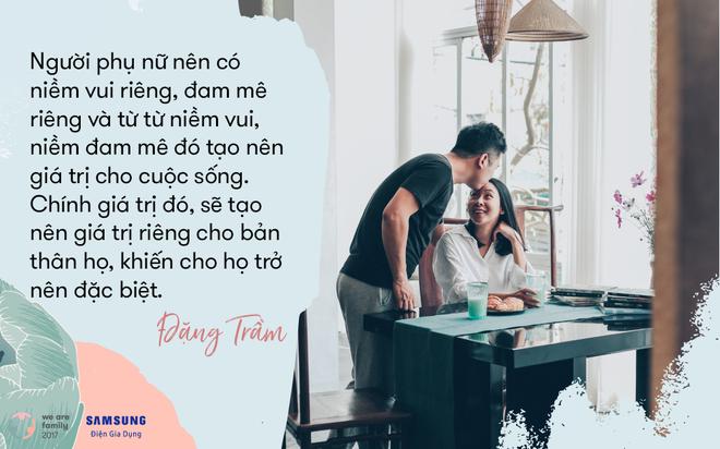 Những câu nói truyền cảm hứng nhất trong suốt chặng đường We are Family 2017 Ngày thứ 8 của mẹ - Ảnh 1.