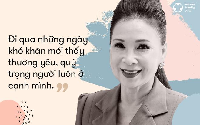 NSƯT Kim Xuân: Đi gần hết cuộc đời, vẫn thấy ấm lòng vì có chồng con bên cạnh - Ảnh 6.