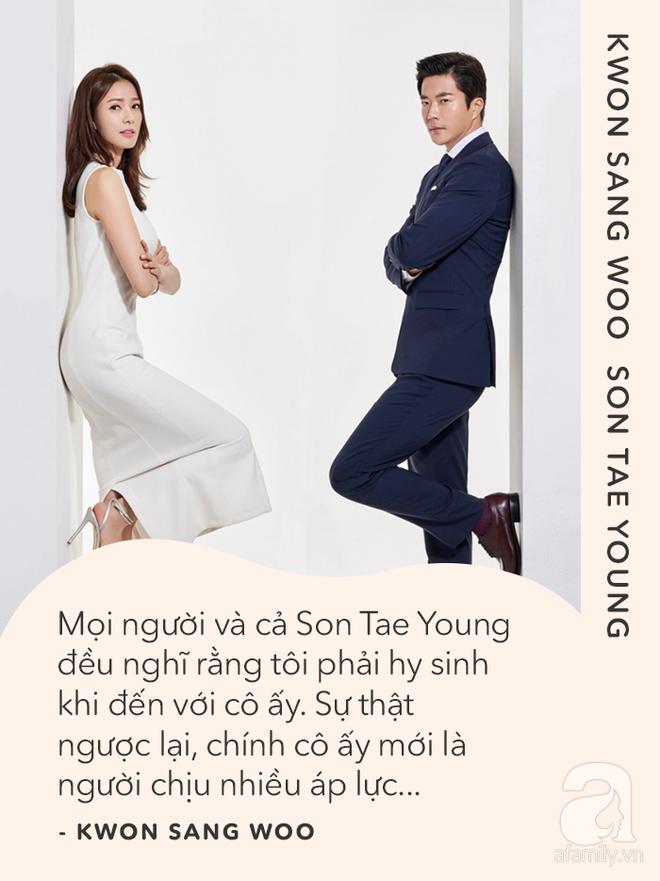 Kwon Sang Woo và Son Tae Young: Tình yêu không phải là lời thề non hẹn biển, chỉ đơn giản là cùng nhau bình yên - Ảnh 5.