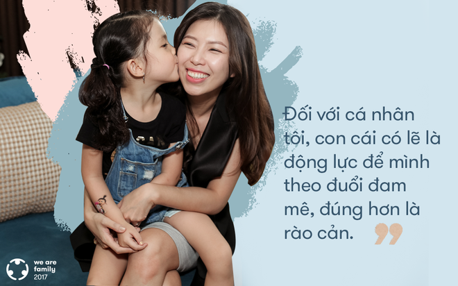 Tô Hồng Vân - bà mẹ quyết đổi nghề khi đã có 3 con: Bởi đam mê luôn nằm trong tim - Ảnh 14.